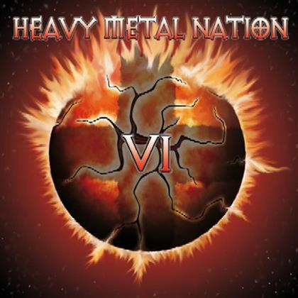Heavy Metal Nation - Vol. 6
