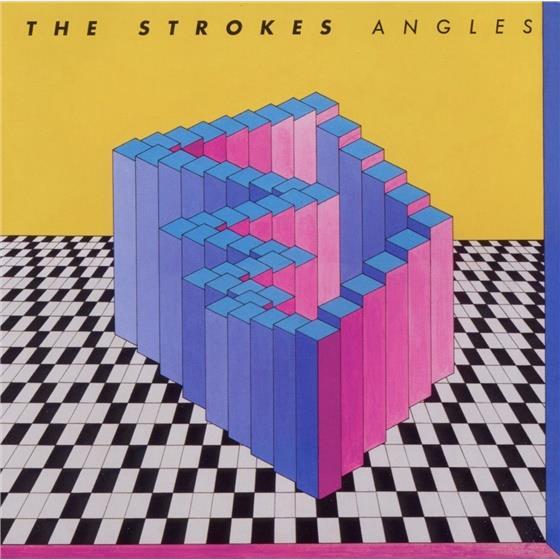 Angles Von The Strokes Cede Ch
