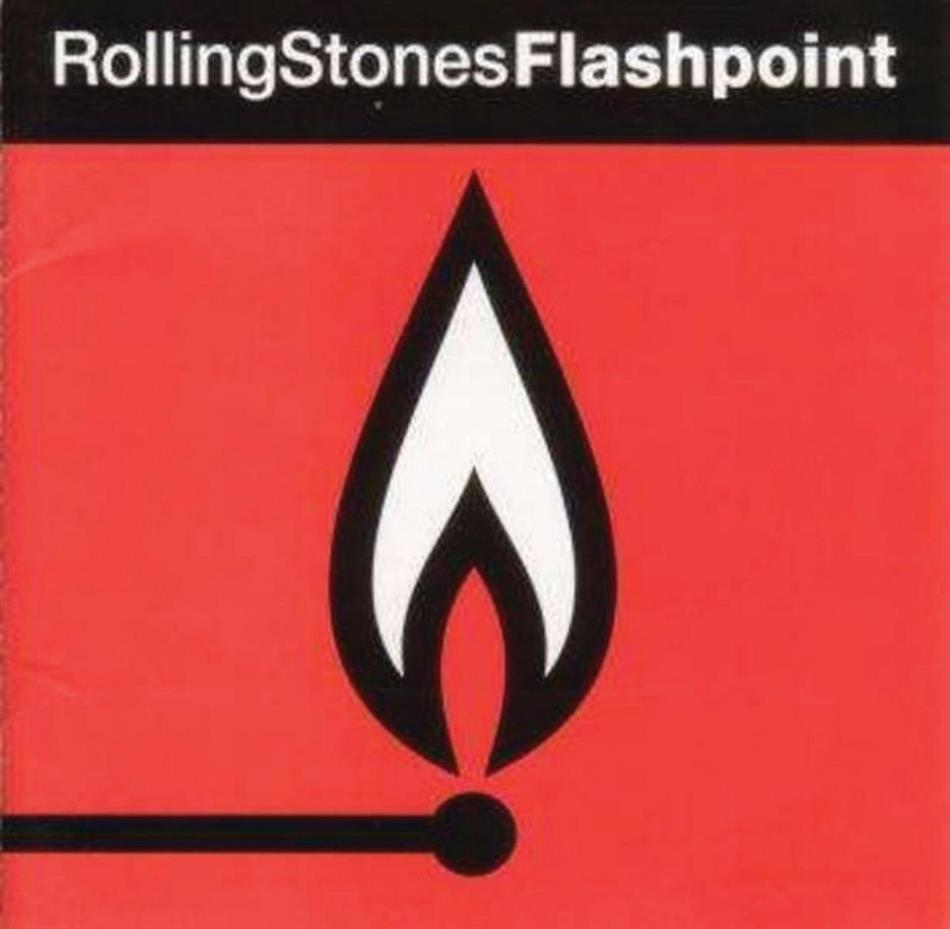 Flashpoint Live Remastered Von The Rolling Stones
