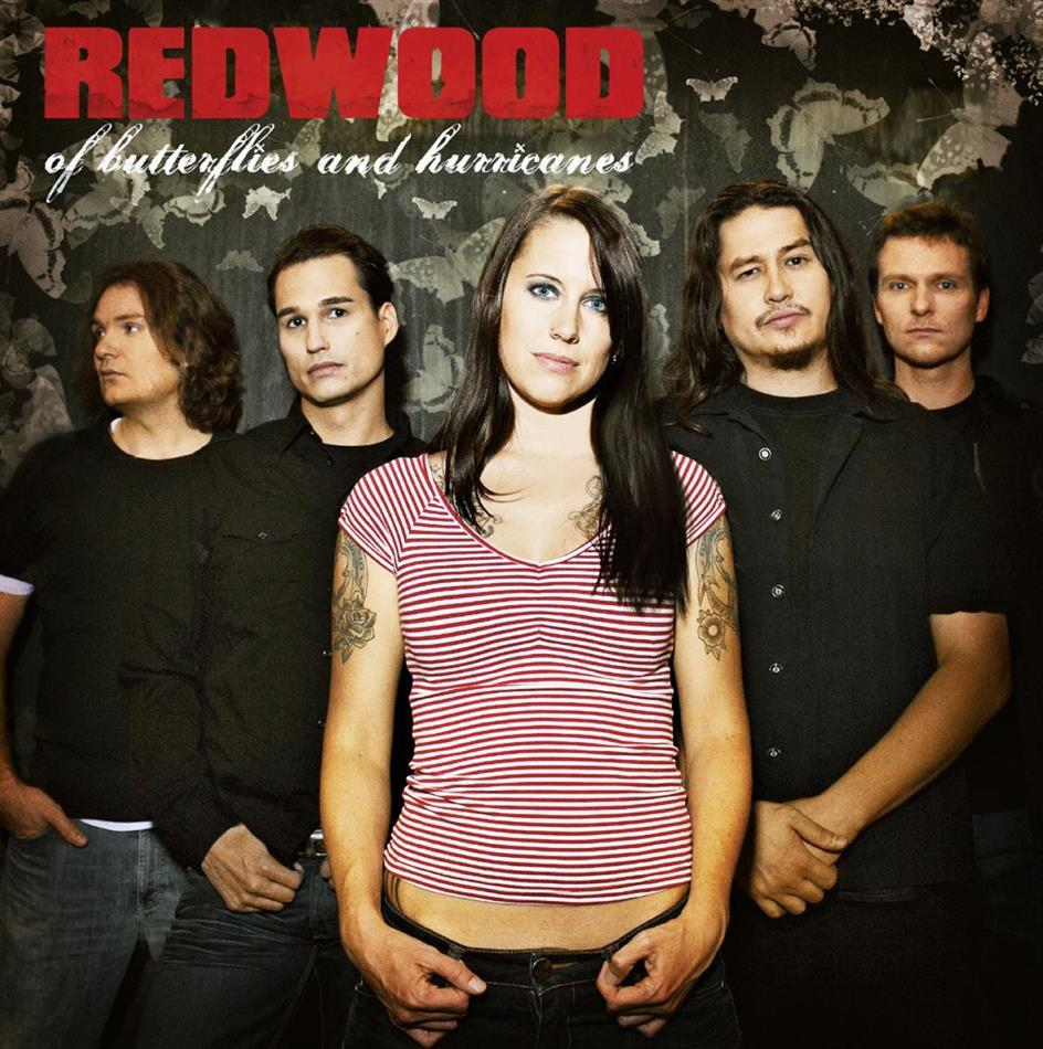 Redwood - Of Butterflies And Hurricanes
