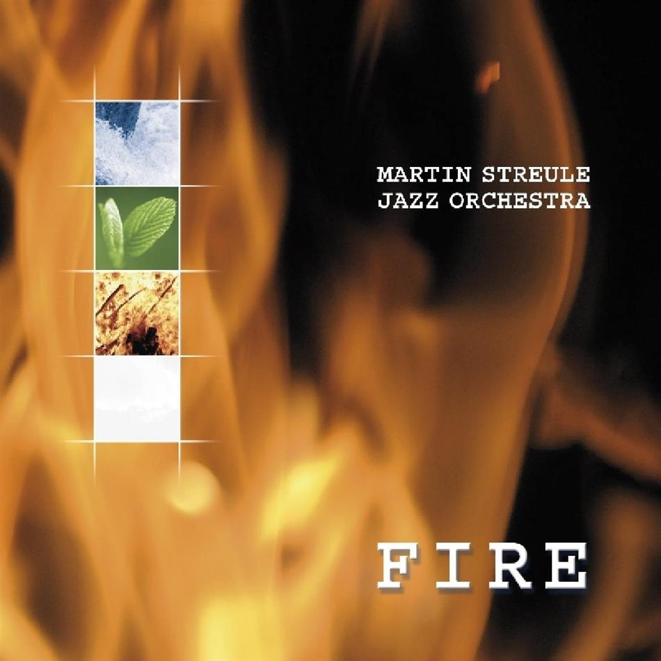Streule Martin Jazz Orchestra - Fire