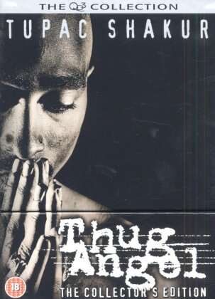 Tupac Shakur (2 Pac) - Thug Angel - The Life of an Outlaw (Collector's Edition, 2 DVDs + CD)