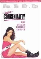 Miss Congeniality (2000) (Deluxe Edition, DVD + CD)