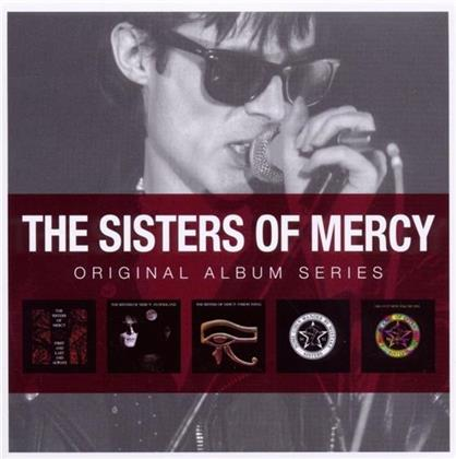 The Sisters Of Mercy - Original Album Series (5 CDs)