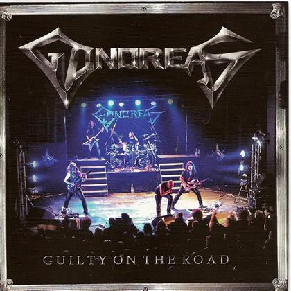Gonoreas - Guilty On The Road - Live (CD + DVD)