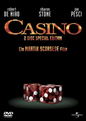 Casino (1995) (Special Edition, 2 DVDs)