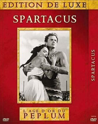 Spartacus (1953) (Collection Peplum, s/w, Deluxe Edition)