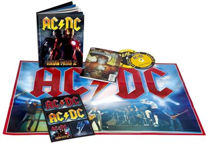 AC/DC - Iron Man 2 - Collectors Edition (CD + DVD)