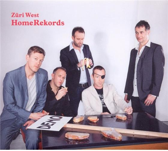 Züri West - Homerekords
