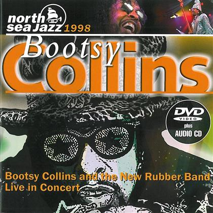 Bootsy Collins - North Sea Jazz Festival 1998 (CD + DVD)