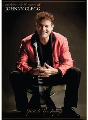 Johnny Clegg - Spirit Is The Journey - 30th Anniversary (2 CDs + DVD)