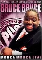 Platinum comedy series - Bruce Bruce (Deluxe Edition, DVD + CD)