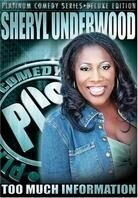 Platinum Comedy Series - Underwood Sheryl (Deluxe Edition, DVD + CD)