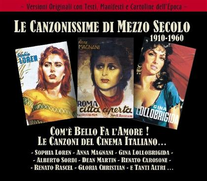 Canzoni Del Cinema Italiano - Various (2 CDs)