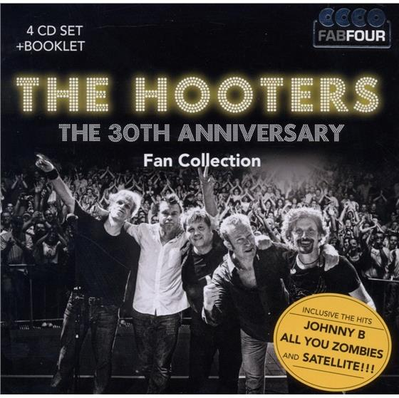 The Hooters - 30Th Anniversary (4 CDs)