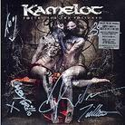 "Kamelot - Poetry For The Poisoned - Cd/7"" Vinyl"