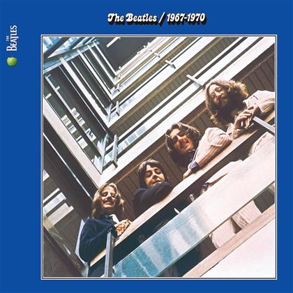 The Beatles - 1967-1970 (Remastered, 2 CDs)