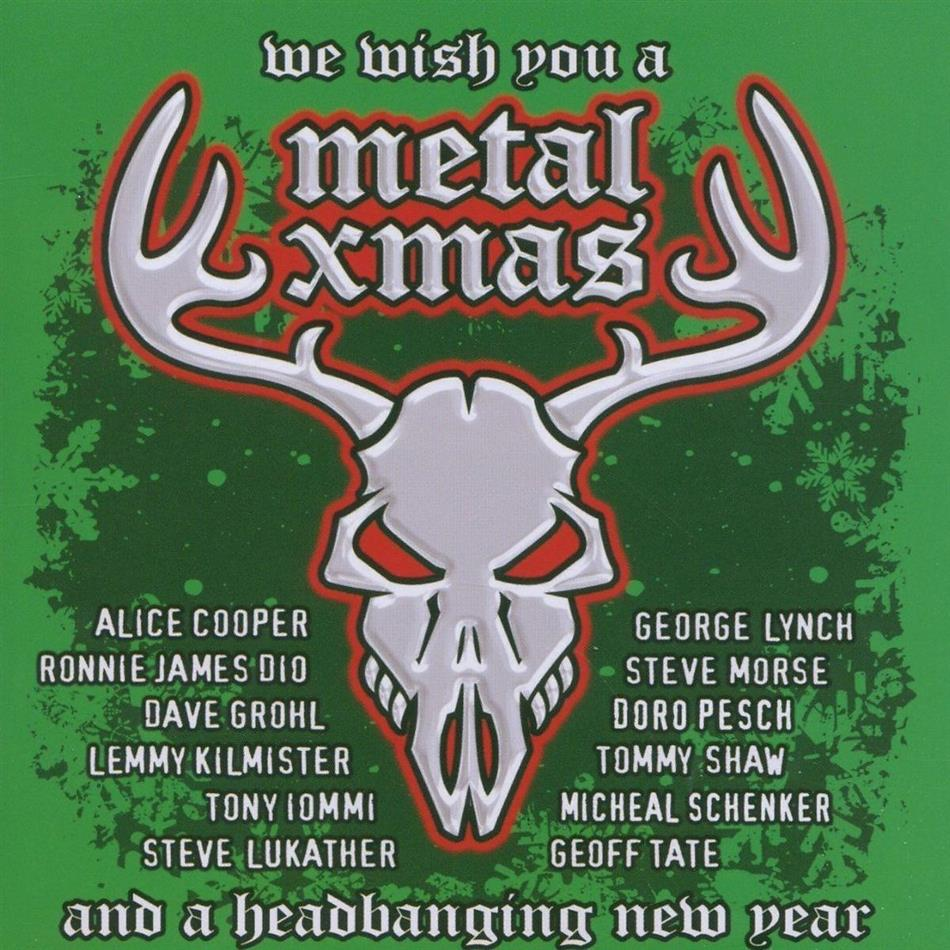 We Wish You A Metal Xmas - Various - Updated Edition