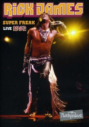 Rick James - Superfreak 1982