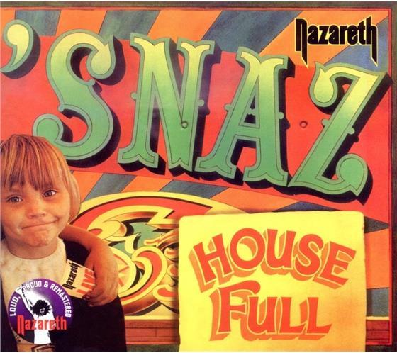 Snaz Remastered 2 Cds Von Nazareth Cede Ch