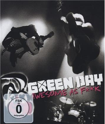 Green Day - Awesome As Fuck (Live) (CD + Blu-ray)