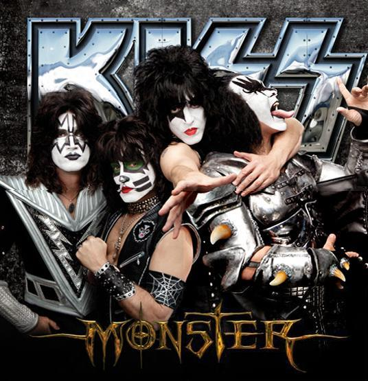Kiss - Monster - Limited Hologram-Cover Edition