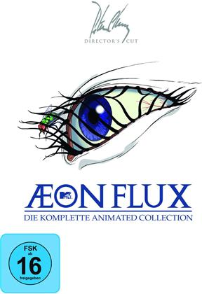Aeon Flux - Die komplette Serie (Director's Cut, 3 DVDs)