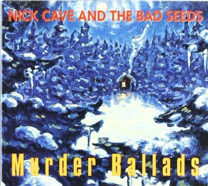 Nick Cave & The Bad Seeds - Murder Ballads - Remastered (Remastered, CD + DVD)