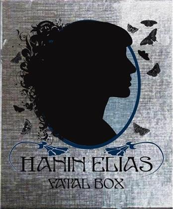 Hanin Elias - Fatal Box /2Postcards,Sticker,Pin (3 CDs)