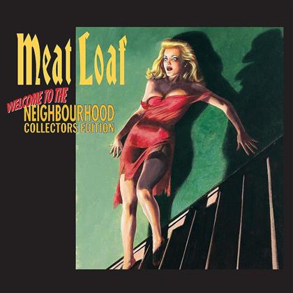 Meat Loaf - Welcome To The Neighbourhood (2 CDs + DVD)