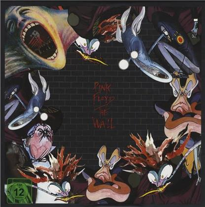 Pink Floyd - The Wall (Super Deluxe Boxset, 6 CDs + DVD)