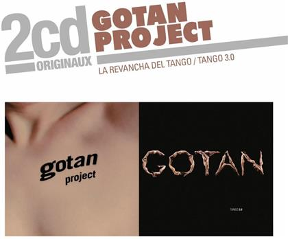 Gotan Project - La Revancha Del Tango / Tango 3. (2 CDs)
