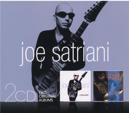 Joe Satriani - Crystal Planet/Not Of (2 CDs)