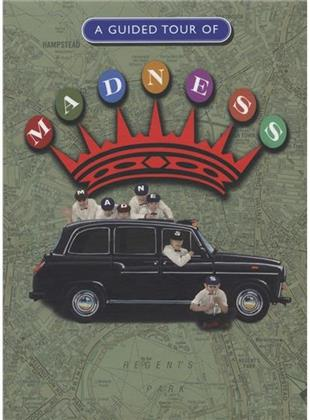 Madness - A Guided Tour Of Madness (3 CDs + DVD)