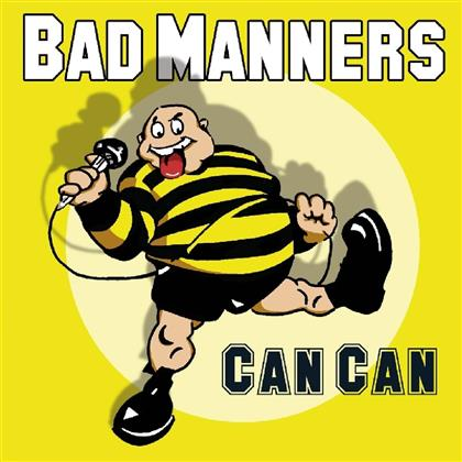 Bad Manners - Can Can (CD + DVD)