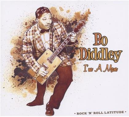 Bo Diddley - I'm A Man (2 CDs)