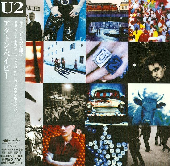 U2 - Achtung Baby - Remastered (Remastered)