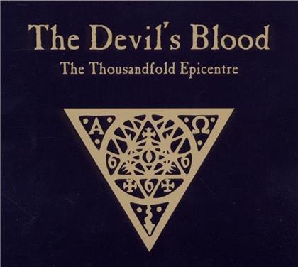 The Devil's Blood - Thousandfold Epicentre (Digipack)