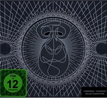 Modeselektor - Monkeytown (Deluxe Tour Edition, 2 CDs + DVD)