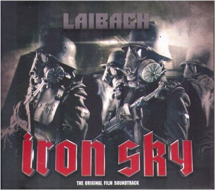 Laibach - Iron Sky - OST (CD)