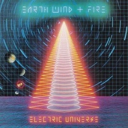 Earth Wind & Fire - Electric Universe - Papersleeve (Remastered)