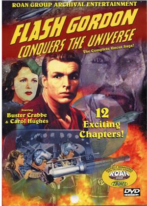 Flash Gordon conquers the universe (Remastered)
