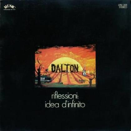 Dalton (Italia) - Riflessioni: Idea D'Infinito (Reissue, Papersleeve Edition, Limited Edition, Remastered)
