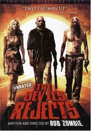 The devil's rejects (2005) (Unrated, 2 DVDs)
