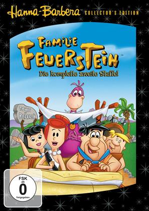 Familie Feuerstein - Staffel 2 (Collector's Edition, 5 DVDs)