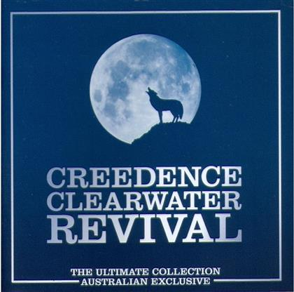 Creedence Clearwater Revival - Ultimate Collection - Australian Exclusive (2 CDs)