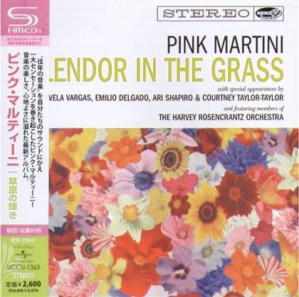 Pink Martini - Splendor In The Grass