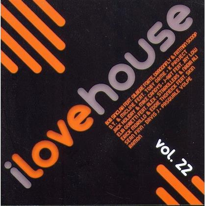 I Love House - Various - Vol. 22 (Remastered, 2 CDs)