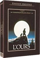 L'ours (1988) (Deluxe Edition, 2 DVDs + Buch)