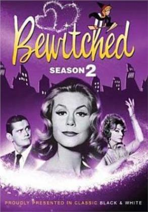 Bewitched - Season 2 (s/w, 3 DVDs)